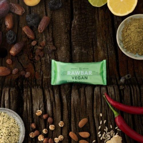 VEGAN RAWBAR Green Revolution - Hamp protein og hamp frø er det nye superfood.