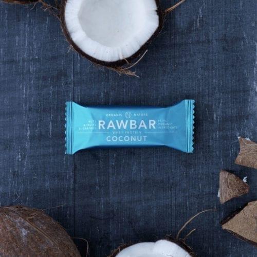 proteinbar, proteinbar, rawbar, veganbar wheybar, økologisk snack, kokos