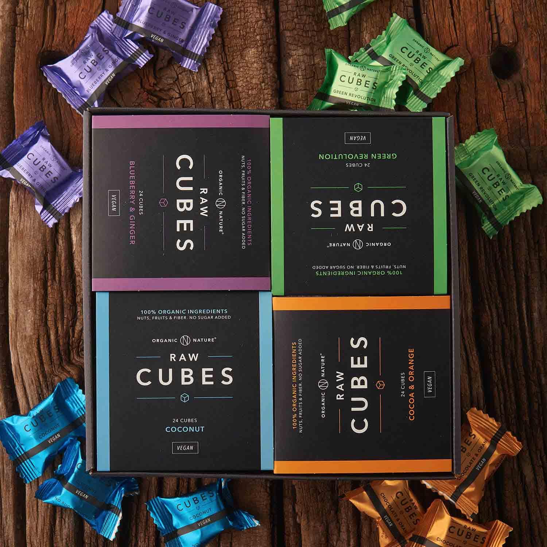 Cubes <br/> 24 stk. No allergens