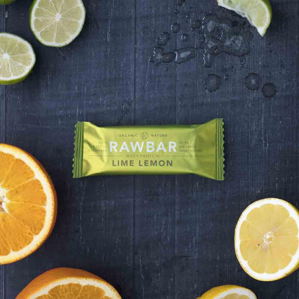 WHEYBAR <br/> Lime/lemon